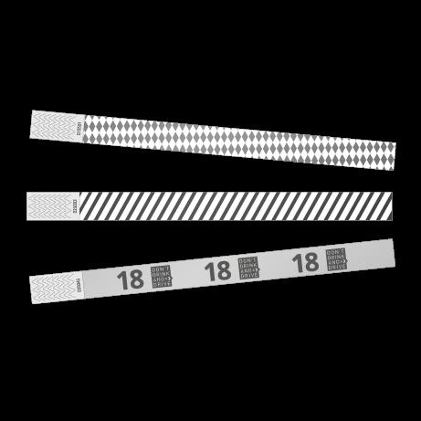 Tyvek-Bänder Design